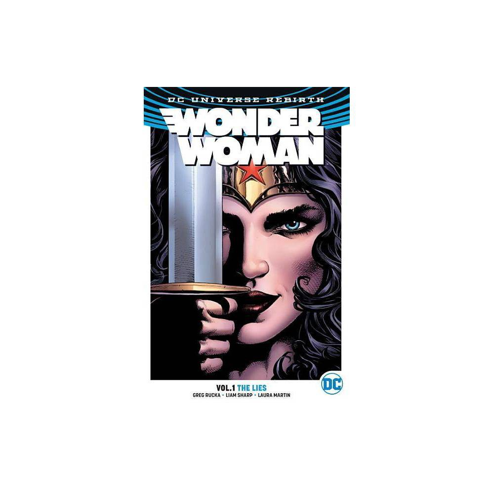 Wonder Woman 1 : The Lies (Paperback) (Greg Rucka) from Random House