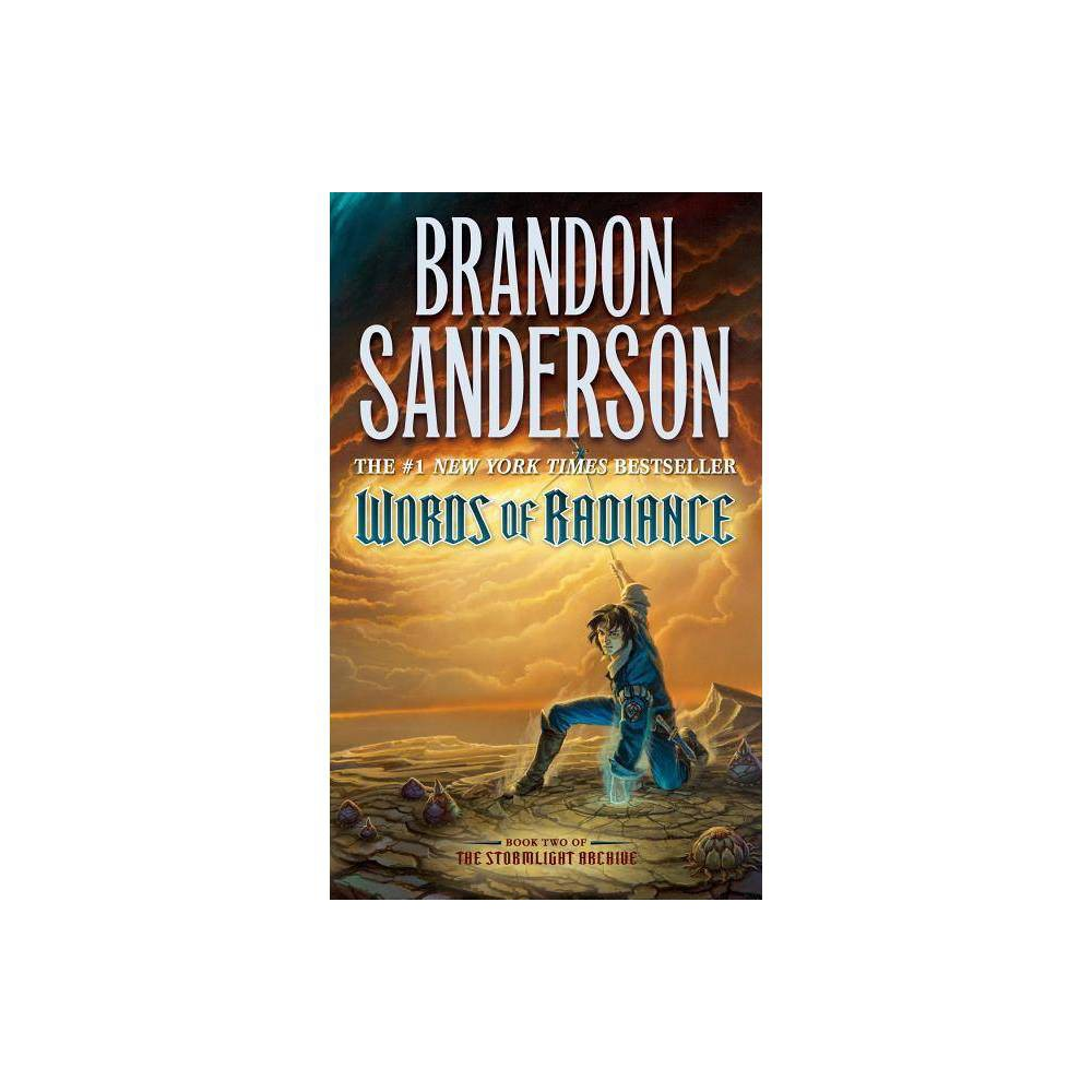 Words of Radiance - (Stormlight Archive, 2) by Brandon Sanderson (Paperback) from Jordan