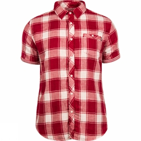 Mens Barn Short Sleeve Shirt from Protest