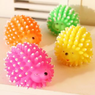 Dog Toy Hedgehog from Puppy Love