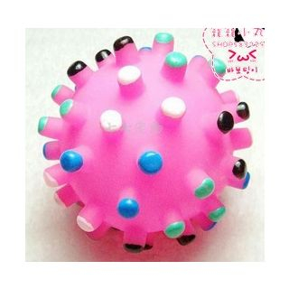 Dog Toy Sounding Ball from Puppy Love