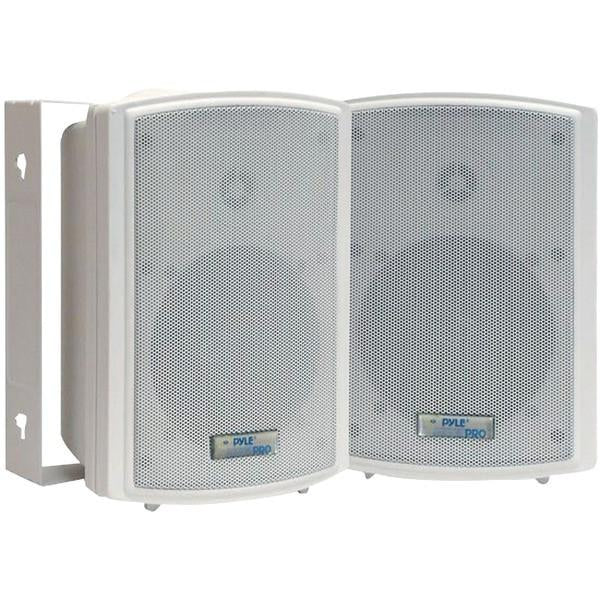 "Pyle PDWR63 Indoor/Outdoor Waterproof On-Wall Speakers (6.5"") from Pyle"
