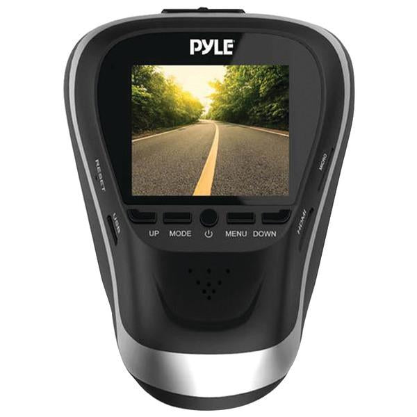 Pyle PLDVRCAM25 1080p Dash Cam with Impact/Parking Monitor from Pyle