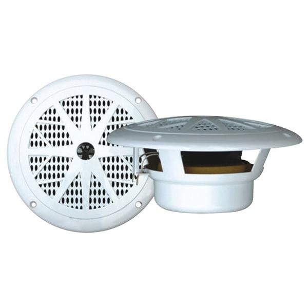 "Pyle PLMR61W Hydra Series Dual-Cone Waterproof Stereo Speakers (6.5"") from Pyle"