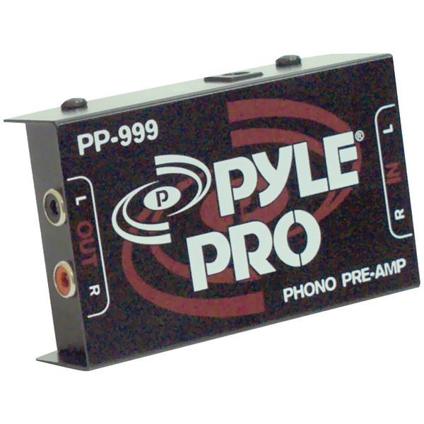 Pyle PP999 Phono Turntable Preamp from Pyle
