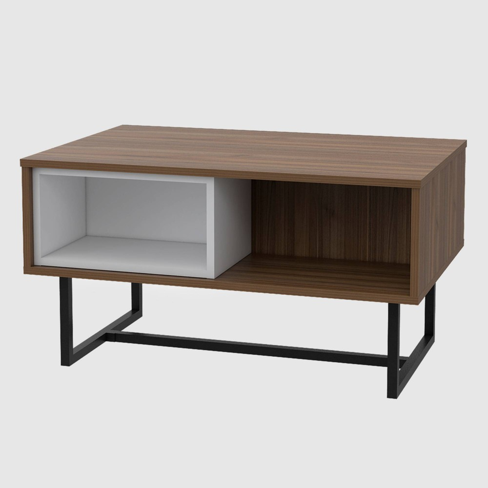 Vernal Coffee Table Mahogany - RST Brands from RST Brands