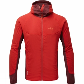 Mens Alpha Flux Jacket from Rab