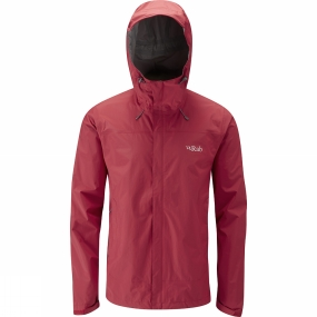 Mens Downpour Jacket from Rab