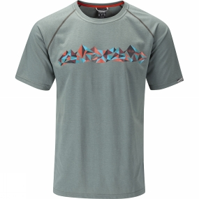 Mens Route Tee from Rab