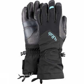 Women's Icefall Gauntlet Glove from Rab