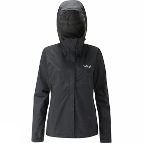 Womens Downpour Jacket from Rab