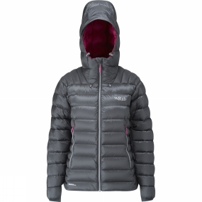Womens Electron Jacket from Rab