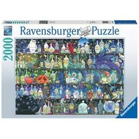 Ravensburger 2D Adult Puzzle Poisons and Potions 2.000 pcs. for ages 14 + from Ravensburger