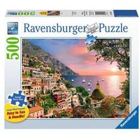 Ravensburger 2D Adult Puzzle Positano 500 pcs. for ages 12 + from Ravensburger