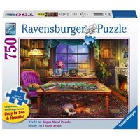 Ravensburger 2D Adult Puzzle Puzzler's Place 750 pcs. for ages 12 + from Ravensburger