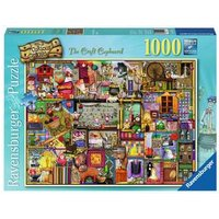 Ravensburger 2D Adult Puzzle The Craft Cupboard 1.000 pcs. for ages 14 + from Ravensburger