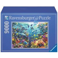 Ravensburger 2D Adult Puzzle Underwater Paradise 9.000 pcs. for ages 14 + from Ravensburger