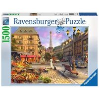 Ravensburger 2D Adult Puzzle Vintage Paris 1.500 pcs. for ages 14 + from Ravensburger