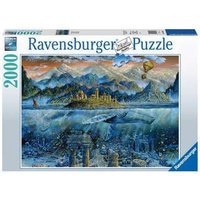 Ravensburger 2D Adult Puzzle Wisdom Whale 2.000 pcs. for ages 14 + from Ravensburger