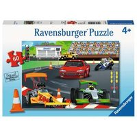 Ravensburger 2D Children's Puzzle Day at the Races 60 pcs. for ages 4 + from Ravensburger