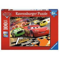 Ravensburger 2D Children's Puzzle Disney Cars 100 pcs. for ages 6 + from Ravensburger