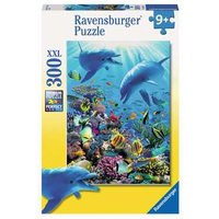 Ravensburger 2D Children's Puzzle Underwater Adventure 300 pcs. for ages 9 + from Ravensburger