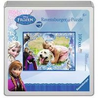 Ravensburger 2D Children's Puzzle my Ravensburger Puzzle Disney Frozen – 100 pieces in a metal box   pcs. for ages null + from Ravensburger