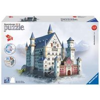 Ravensburger 3D Puzzle Buildings Neuschwanstein Castle216 pcs. for ages 10 + from Ravensburger