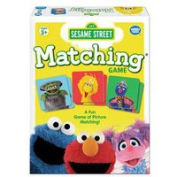 Ravensburger Children's Game Sesame Street® Matching Game for Children from 3 years from Ravensburger