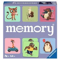 Ravensburger Children's Game Wild World of Animals memory® for Children from 3 years from Ravensburger