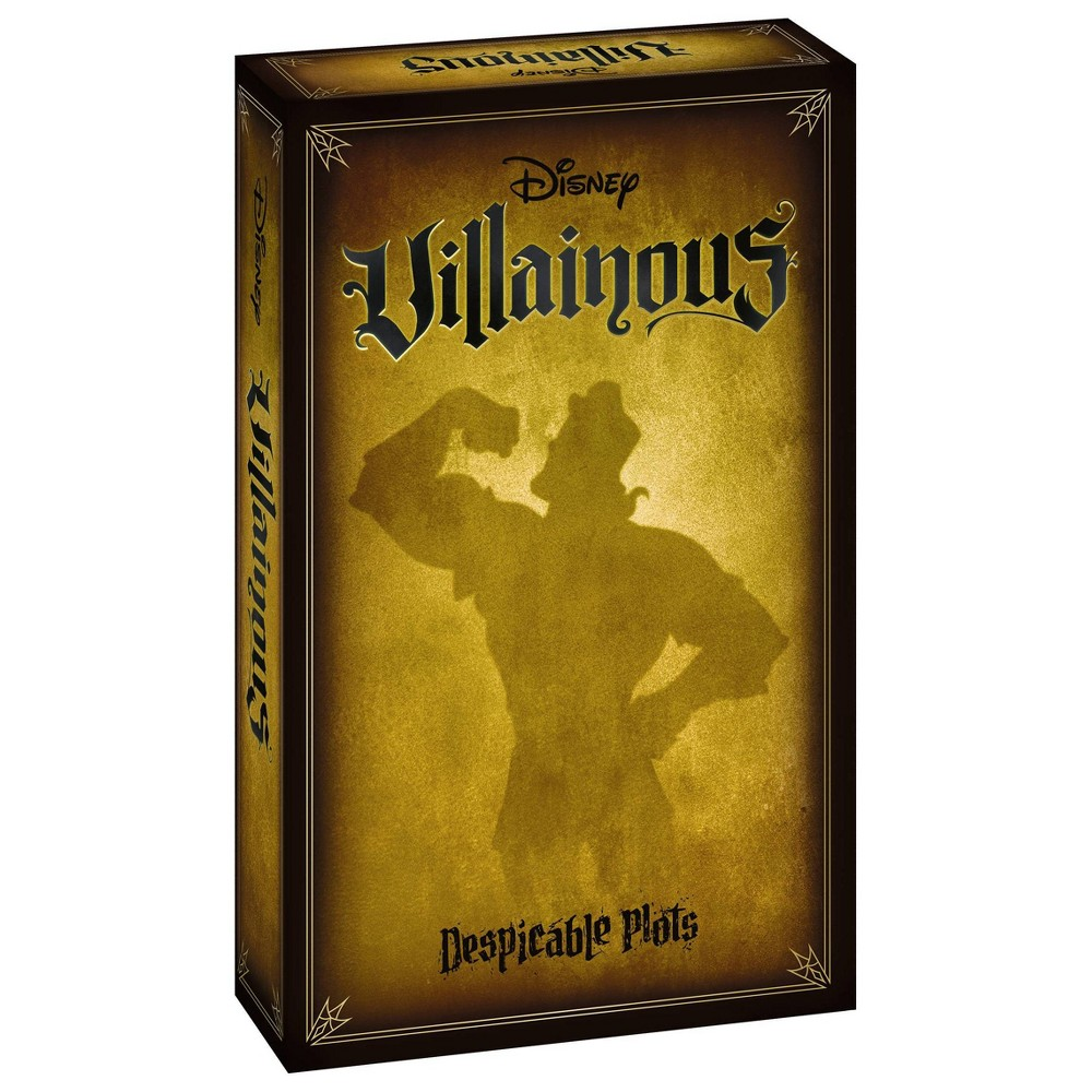 Ravensburger Disney Villainous Despicable Plots Expandalone Game from Ravensburger