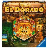 Ravensburger Family Game The Quest for El Dorado The Golden Temples for Children from 10 years from Ravensburger