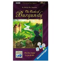 Ravensburger Strategy Game The Castles of Burgundy – The Dice Game for Children from 10 years from Ravensburger