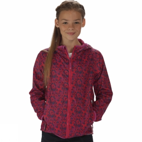 Kids Printed Lever Jacket Age 14+ from Regatta