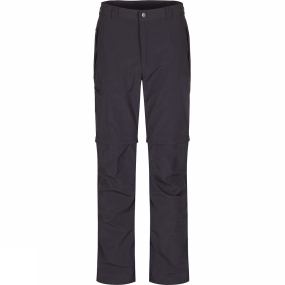 Mens Leesville Zip Off Trousers from Regatta