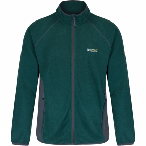 Mens Mons II Full Zip Fleece from Regatta
