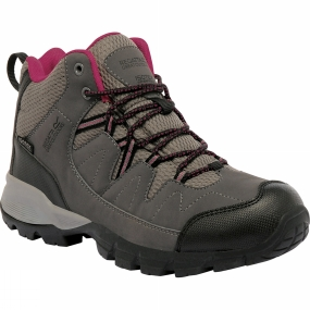 Womens Holcombe Mid Boot from Regatta