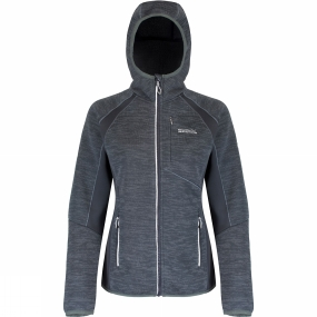 Womens Willowbrook III Hooded Full Zip Fleece from Regatta