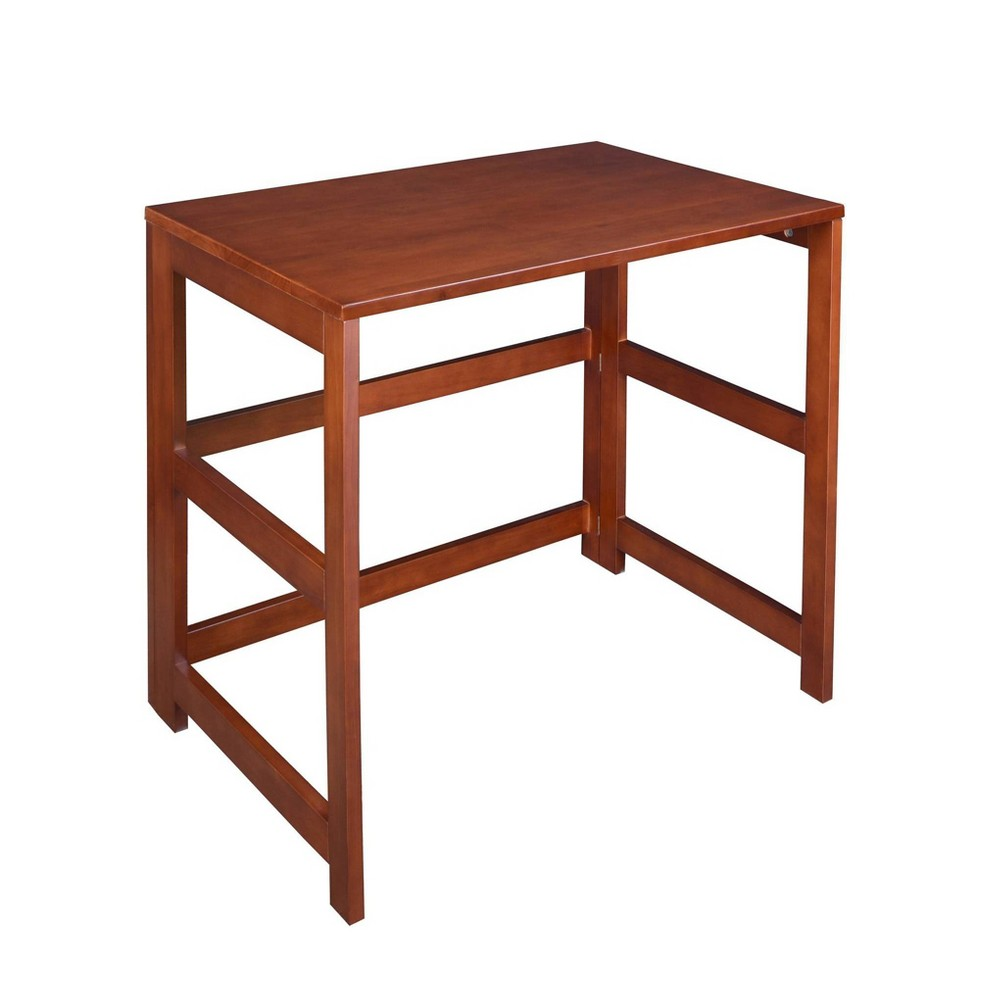"31"" Cakewalk Folding Desk Cherry - Regency from Regency"
