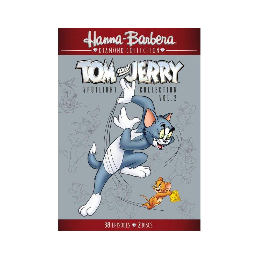 Tom & Jerry: Spotlight Collection 2 (DVD)(2017) from Revel