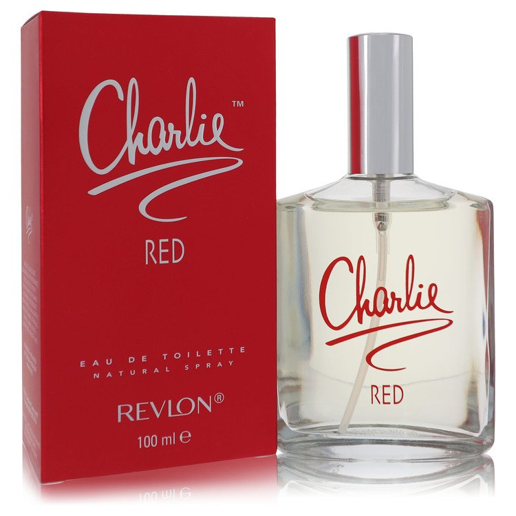 Charlie Red Perfume by Revlon 3.3 oz EDT Spray for Women from Revlon
