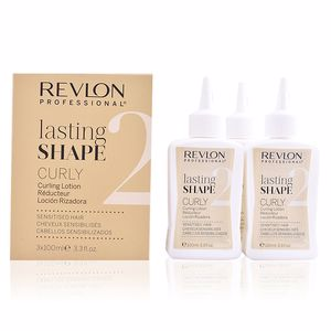 LASTING SHAPE curling lotion 3 x 100 ml from Revlon