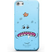 Rick and Morty Mr Meeseeks Phone Case for iPhone and Android - Samsung Note 8 - Tough Case - Matte from Rick and Morty