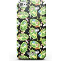 Rick and Morty Portals Characters Phone Case for iPhone and Android - Samsung S6 - Snap Case - Gloss from Rick and Morty
