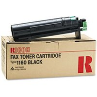 430347 Toner, 6000 Page-Yield, Black from Ricoh