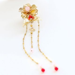 Floral Drop Hair Pin from Paparazzi