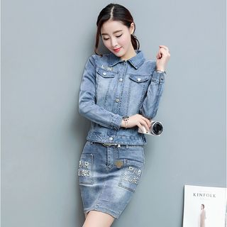 Denim Jacket from Romantica