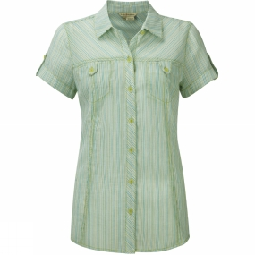 Womens Camper Stripe Cap Sleeve Top from Royal Robbins