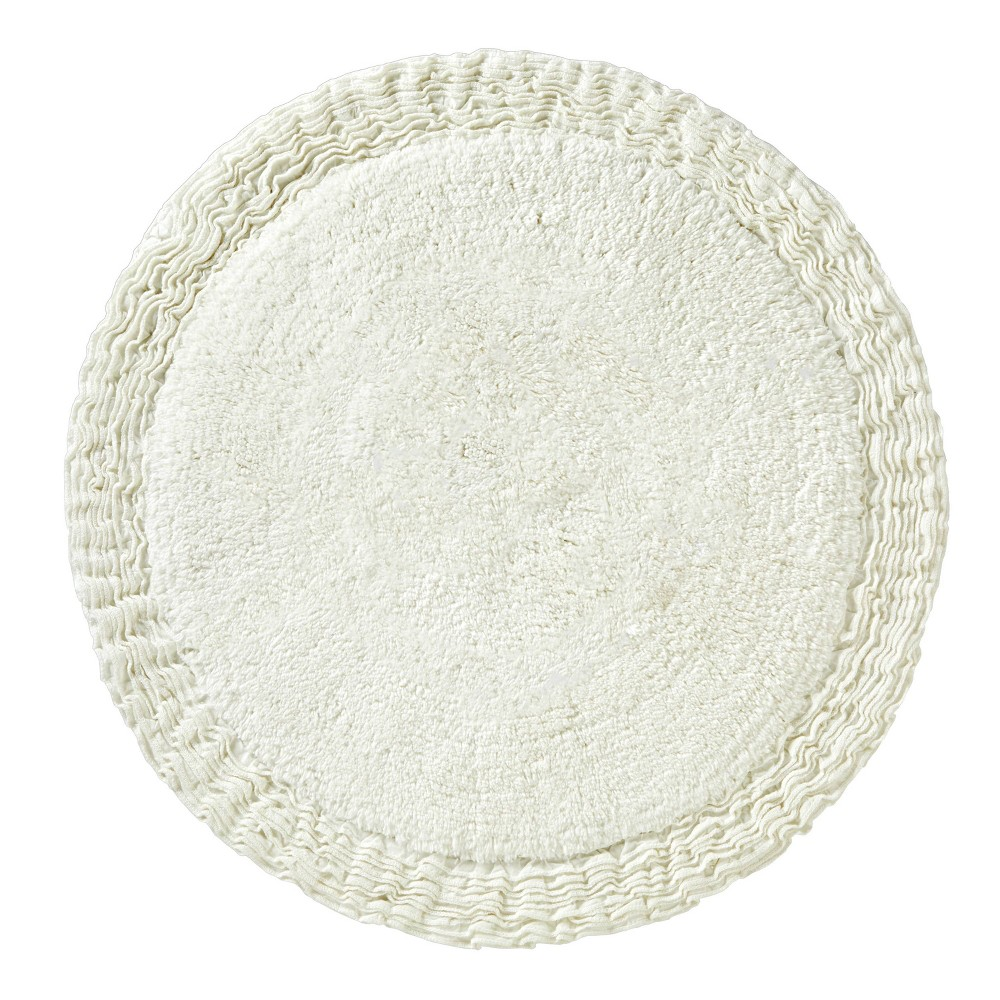 "25"" Jackie Bath Rug Off White - SKL Home from SKL Home"