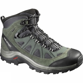 Mens Authentic Leather GTX Boot from Salomon